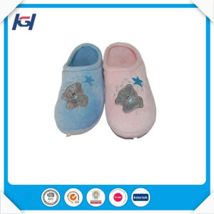 Cheap Wholesale Custom Logo Low Price Ladies Fancy Slippers pictures & photos
