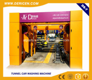 Dericen Ds7 Automatic Tunnel Car Wash Machine with Stable Quality pictures & photos