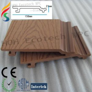 WPC/ Wood Plastic Composite Wall Siding pictures & photos