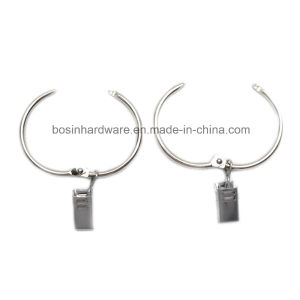 Iron Metal Curtain Clip with Opening Ring pictures & photos