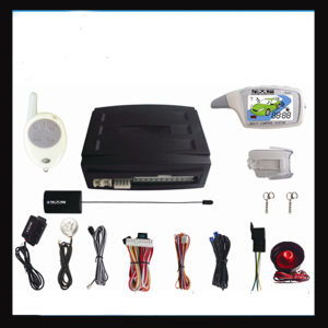 Universal Wireless Two Way Security Car Alarm Security System pictures & photos
