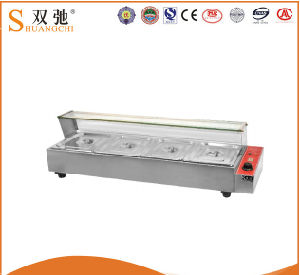 Kitchen Equipment Stainless Steel Bain Marie for Wholesale pictures & photos