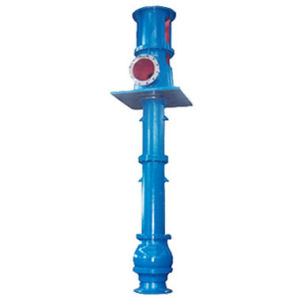 Vertical Axial Flow Waste Water Drainage Pump pictures & photos