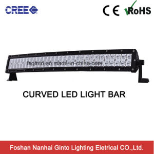 33inch 180W Bent Curved LED Light Bar for Offroad Jeep (GT3102-180CR) pictures & photos