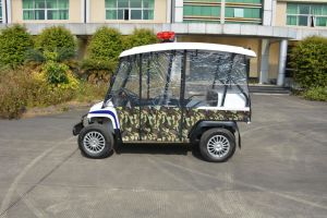 4 Wheel 48V5kw Tourist Sightseeing Car for Driving with Ce Certification pictures & photos