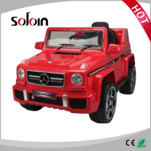 Bluetooth Remote Control Licensed Kids Toy Electric Car (SZKT002) pictures & photos