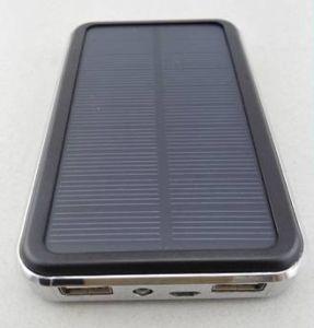 Solar Charger Sp-P12 with 10000mAh Li-Pol Power Bank