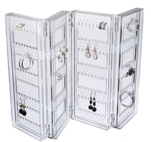 Advertising Acrylic Jewelry Display Rack, Pop Display Stand pictures & photos