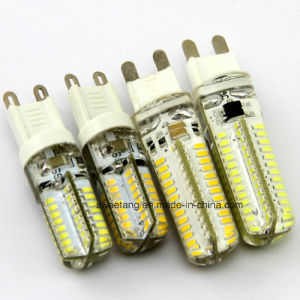Factory Supply LED G9 Bulb 3W 4W 5W AC220V pictures & photos