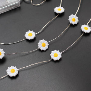 Cheapest Chrysanthemum Shape LED Decorative Light pictures & photos