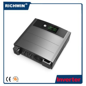 1.2kVA~2.4kVA High Frequency off Grid Solar Power Inverter Inbuilt with 30A/50A Solar Charge Controller