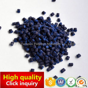 Blowing Film Grade High Quality PE PP ABS Blue Additives Colorful Masterbatch pictures & photos
