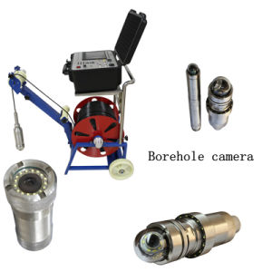 300m-500m Borehole Inspection Camera, Water Well Camera for Sale pictures & photos