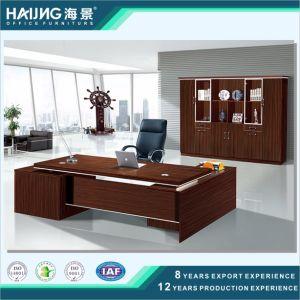 Modern Sandalwood Melamine Boss Office Furniture