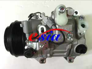 Auto Air Conditioning AC Compressor for New Heijingang D-Max Cr12s 1A 125mm pictures & photos