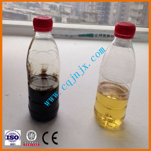 Waste Oil Vacuum Distillation Recycling to Base Oil Machine pictures & photos