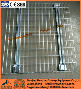Heavy Duty Galvanized Wire Deck for Warehouse Pallet Rack pictures & photos