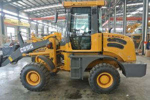 China Manufacture 1.6ton Zl16 0.8m³ Bucket Wheel Loader with Ce Approved pictures & photos