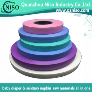 High Quality High Adhesive Fast Easy Sealing Tape for Sanitary Pad Usage pictures & photos