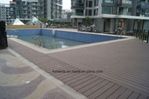 Steady Quality WPC Outdoor Composite Decking Floor pictures & photos