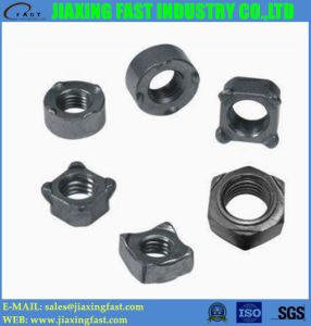 DIN 928, Square Weld Nuts pictures & photos