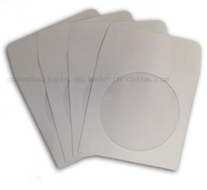 Custom OEM CD DVD VCD Eco-Friendly Paper Bag Sleeve pictures & photos