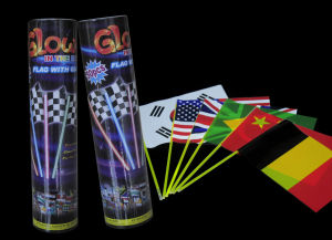 Celebrate The Victory Party Toys Glow Flag pictures & photos