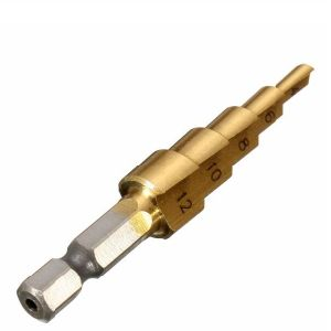 Step Drill Titanium Coated Hole Cutter pictures & photos