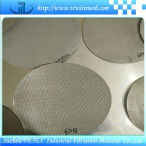 Stainless Steel Filter Mesh Used for Industries of Mining pictures & photos