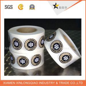 Hot Sale Good Price Custom Design Factory Price adhesive Sticker pictures & photos