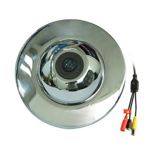 Miniature Metal Dome Camera with 360 Wide Angle Lens pictures & photos