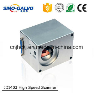 Professional Supplier High Cost Efficiently Galvo Head Jd1403 for Laser Marking Machine pictures & photos