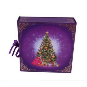 Christmas Festival Gift Box for Christmas Tree Packaging