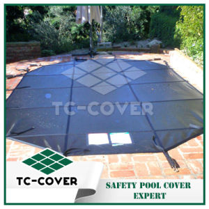 Outdoor Swimming Pool Cover, Safety PP Cover pictures & photos