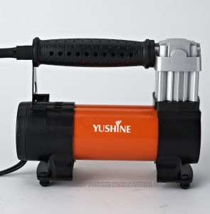 150psi Direct Driven Type Car Tire Inflator with Powerful Motor pictures & photos