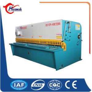 QC12y-10X3200 Hydraulic Shear pictures & photos