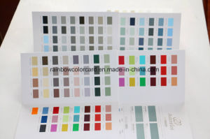 Wall Paint System Pantone Color Chart for Advertising pictures & photos