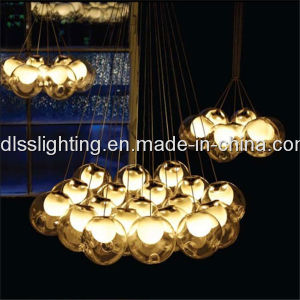 2017 Contemporary LED Ball Suspended Pendant Lights From China Supplier pictures & photos