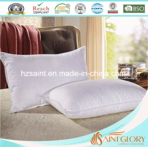 Saint Glory Comfortable Three Chamber Duck Down Pillow for Hotel pictures & photos