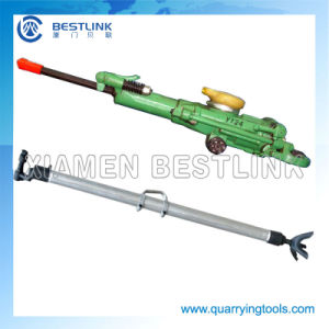 Underground Air Leg Horizontal Rock Drill Yt24/Yt28 and Spare Parts pictures & photos