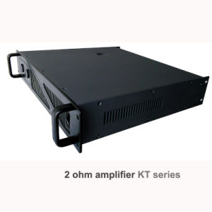 Install PRO Audio DJ Equipment 2 Ohm Power Amplifier pictures & photos