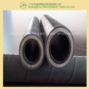 Wire Spiral Hydraulic Hose (902-4S-3/8) pictures & photos