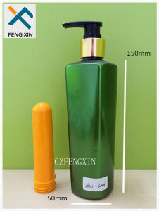 Custom Made 250ml 500ml 750ml Plastic Pet Decorative Shampoo Bottles pictures & photos
