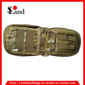 Multicamo Military Small Medical Bag Pouch pictures & photos