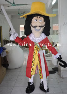 The Pirates Impression Mascot Costume