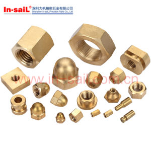 Cap Nut, Cage Nut, Thin Square Nut, Wing Nut with Zinc Plated Steel pictures & photos