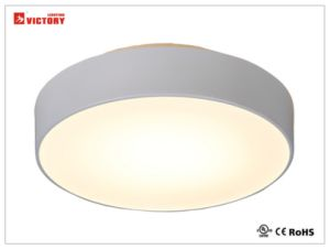 Waterpfoof New Design Modern Glass Round LED Ceiling Lamp Light pictures & photos