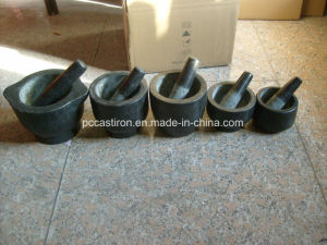 Stone Mortar and Pestle Supplier From China pictures & photos