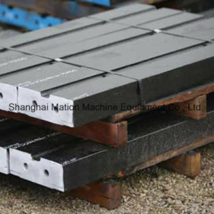 OEM Impact Crusher Part Blow Bar Liner pictures & photos