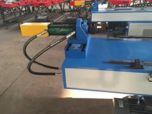 with Mandrel CNC Pipe Bending Machine (GM-SB-50CNC) pictures & photos